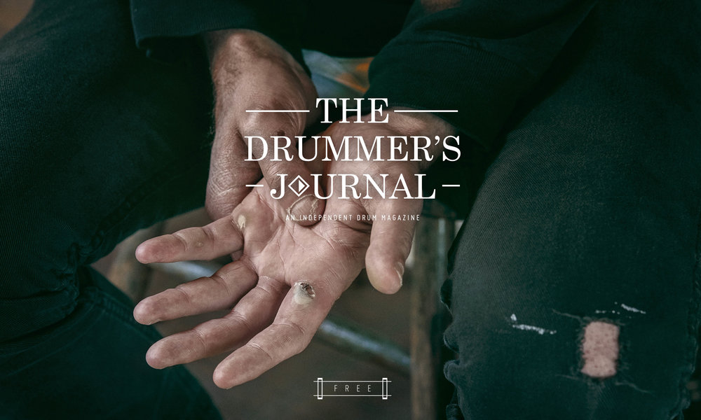 Steve Gadd  (Eric Clapton, Paul Simon)  Richard Jupp  (Elbow),  Anna Prior  (Metronomy),  Alex Sowinski  (BBNG),  VK Drums , plus  Questlove, Brian Chippendale & Zach Hill  (The Drum Thing)    Download Issue Fifteen >
