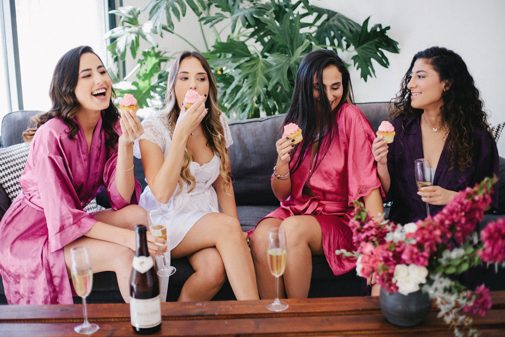 Rebecca Sigala Boudoir Bachelorette Party - 8