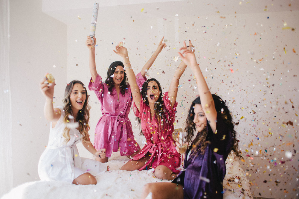Rebecca Sigala Boudoir Bachelorette Party - 10
