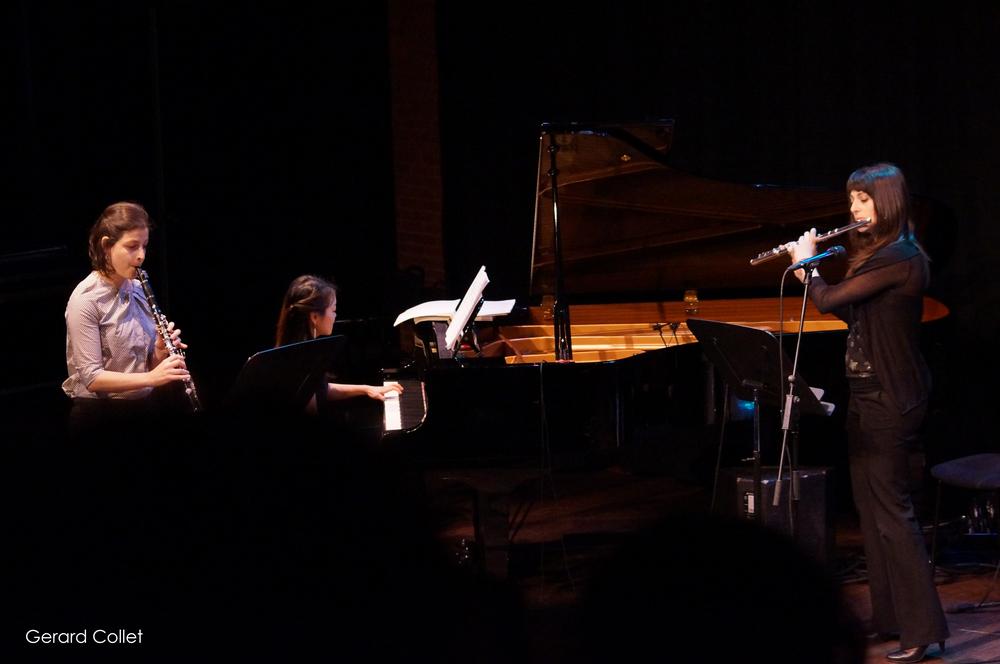 Scherzando Trio 22 juni 2014 (De Doelen)