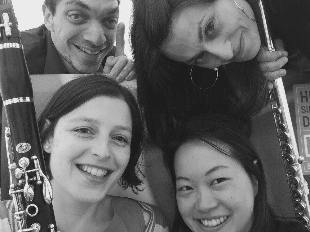 "Scherzando trio + Ferdy Karto ""Reis naar symfonia"" Singeldingen 8 juli"