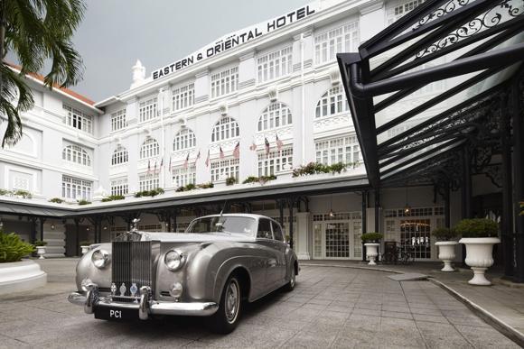 The E&O hotel