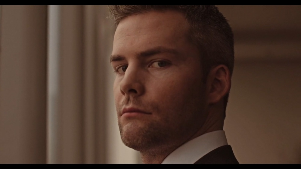 Freeze from New motion picture work of Ryan Serhant directed by Richard Gerst Visuals