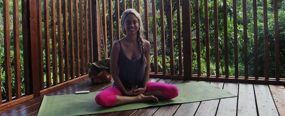 Jan. 6th - 12th, 2015 - Yoga + Jungle Excursions Retreat w/ Shayna Hiller