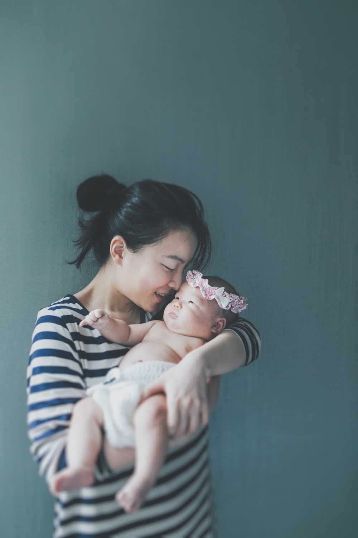 mammy & baby