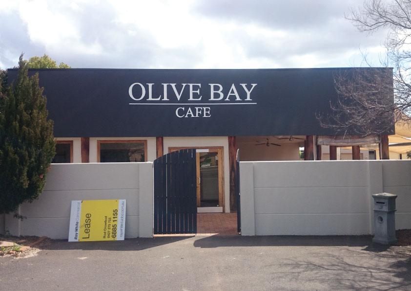 olive bay cafe dubbo