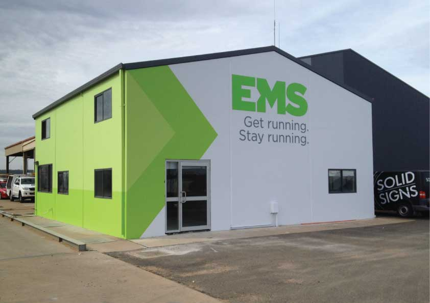 EMS GROUP DUBBO