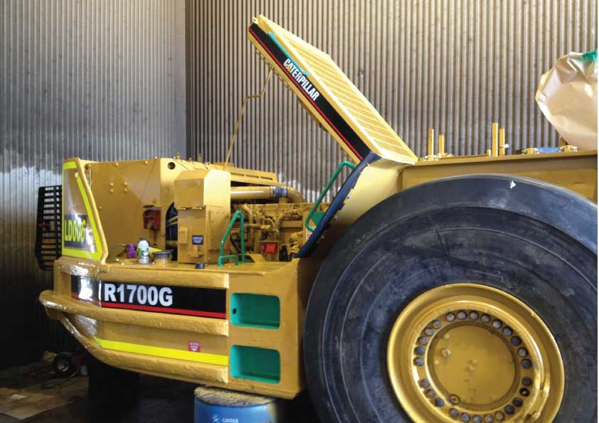 mining vehicles dubbo