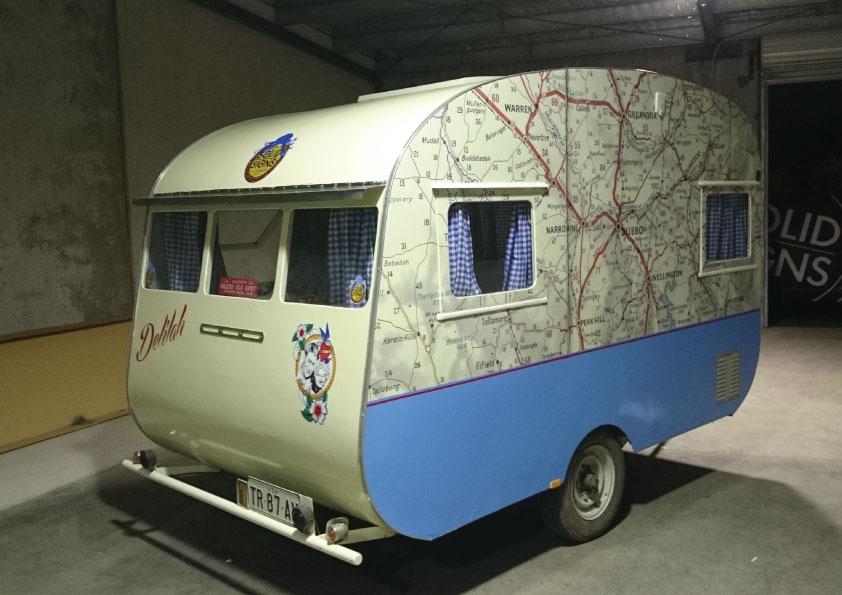 caravan wrap dubbo