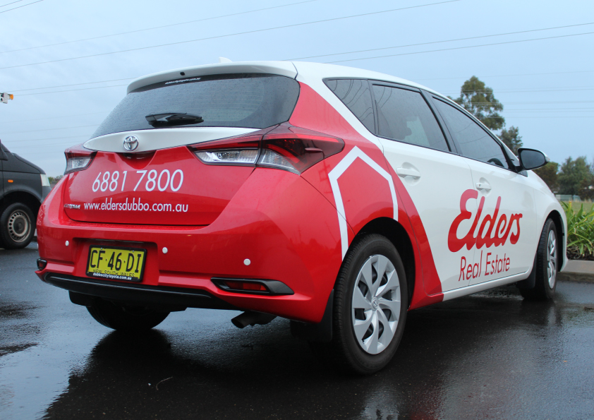 elders car dubbo