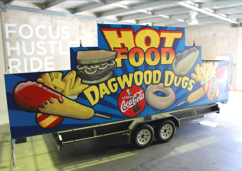 foodtruck signs