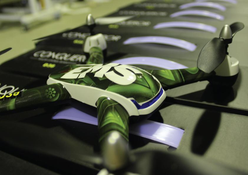 drone wrap