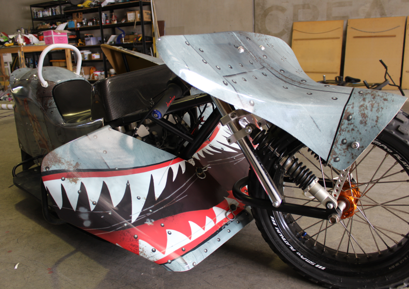 side car wrap dubbo