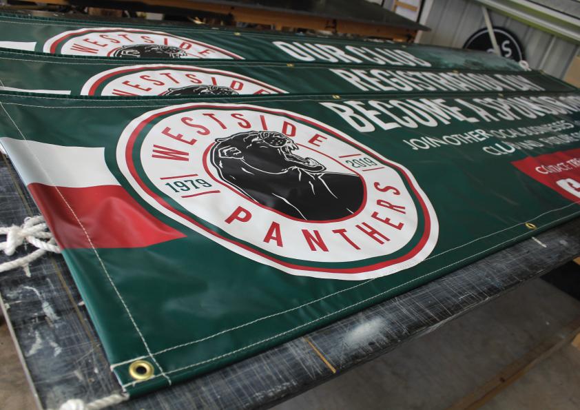sport banner