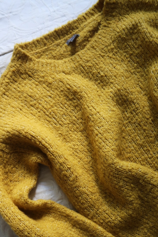 hola rita-second hand-yellow