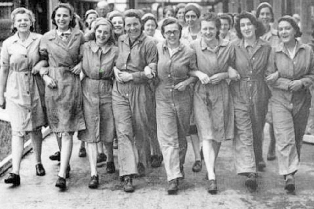 2- Internatinal Women's Day 1911.jpg