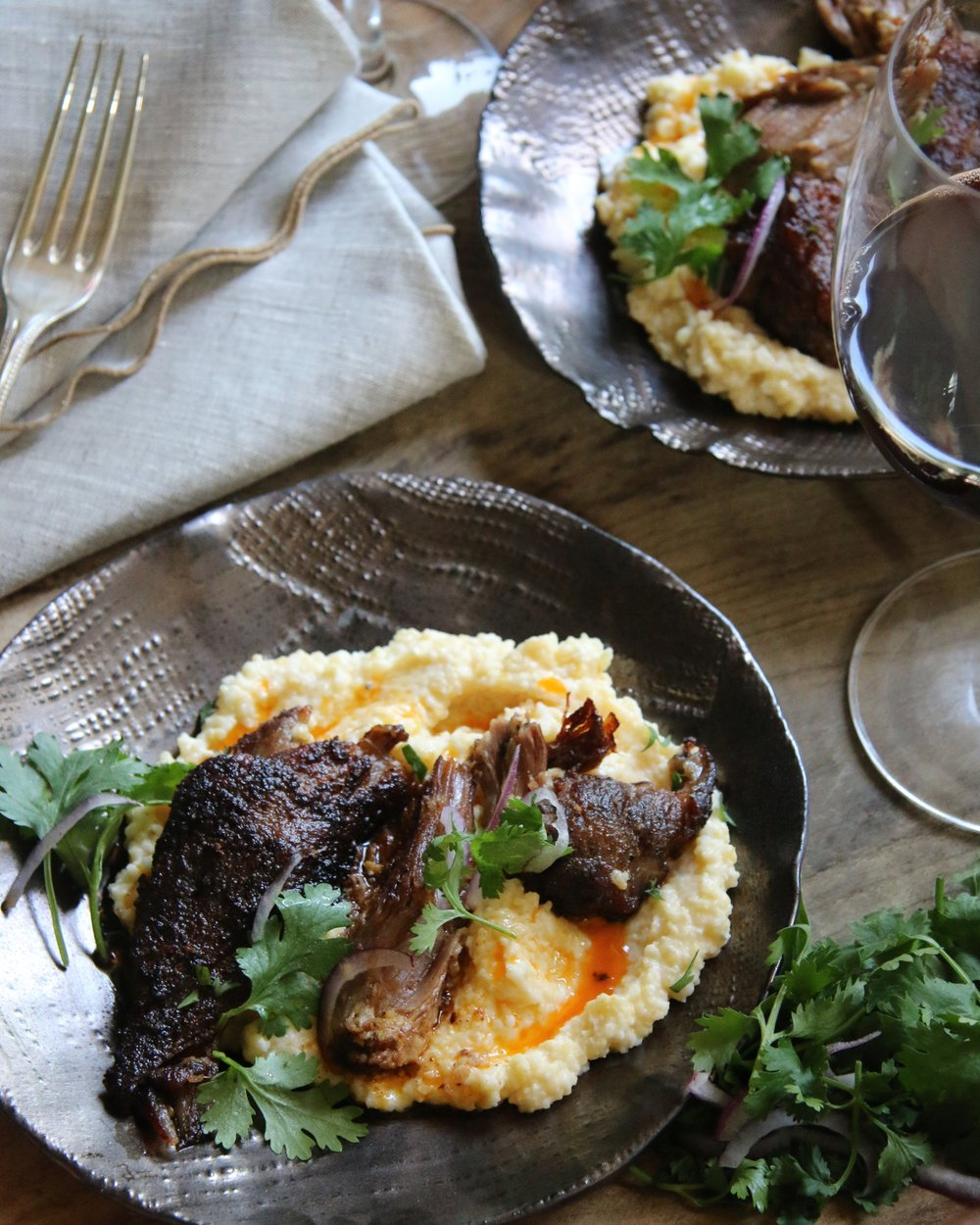 Garlic Studded Pork Roast Creamy Grits2.jpg