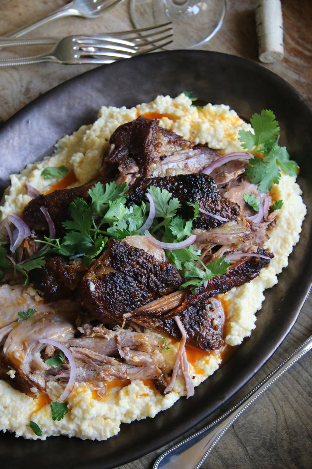 Garlic Studded Pork Roast Creamy Grits 3.jpg