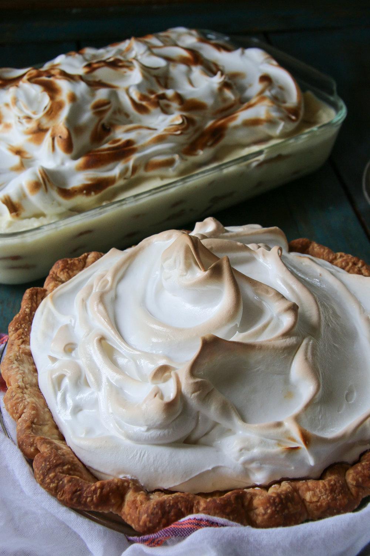 Want more Meringue? - Lemon Meringue Pie for another delicious recipe using Marvelous Meringue.