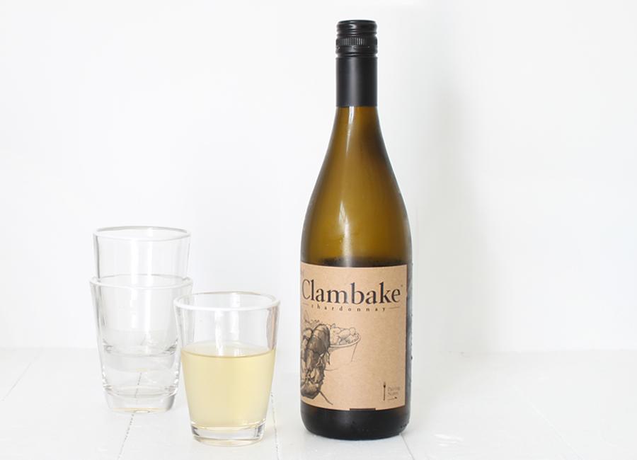 clambake chardonnay