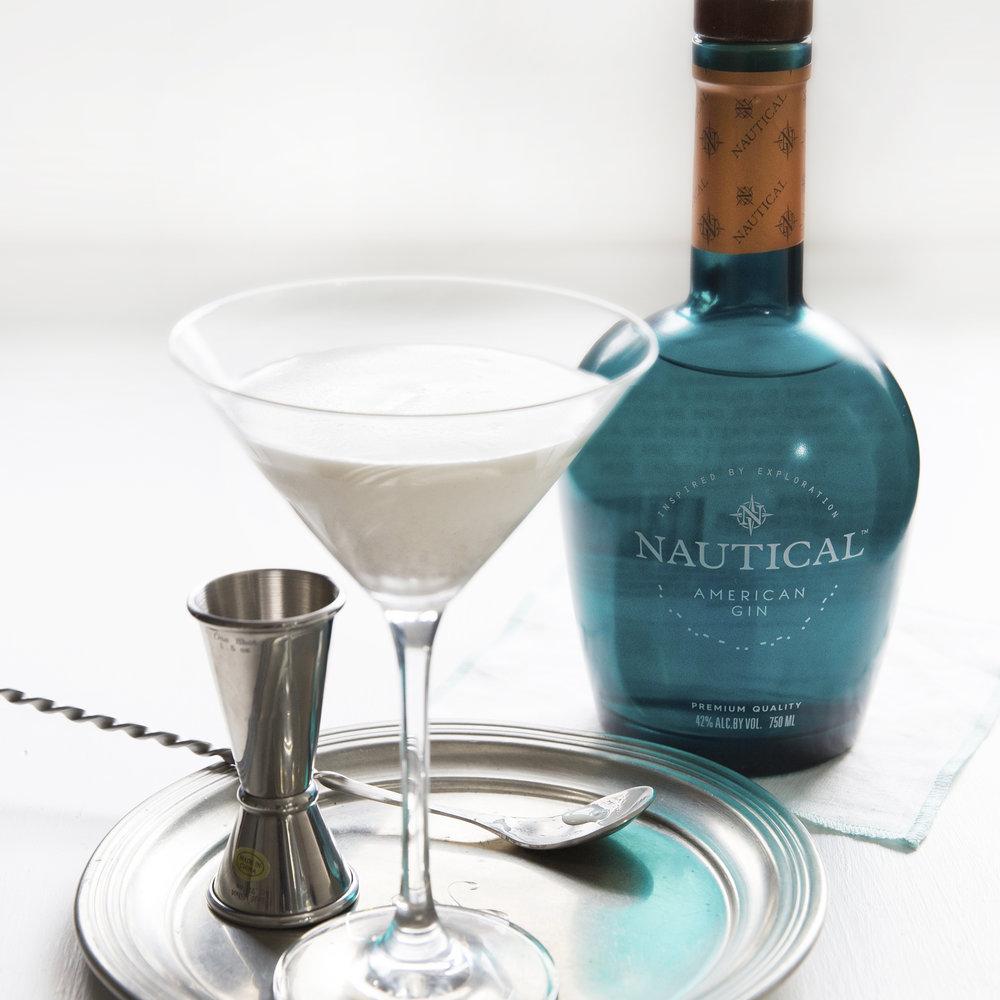 Nautical Gin winter mint