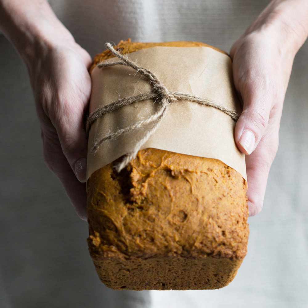 Cherryvale Farms Pumpkin Bread