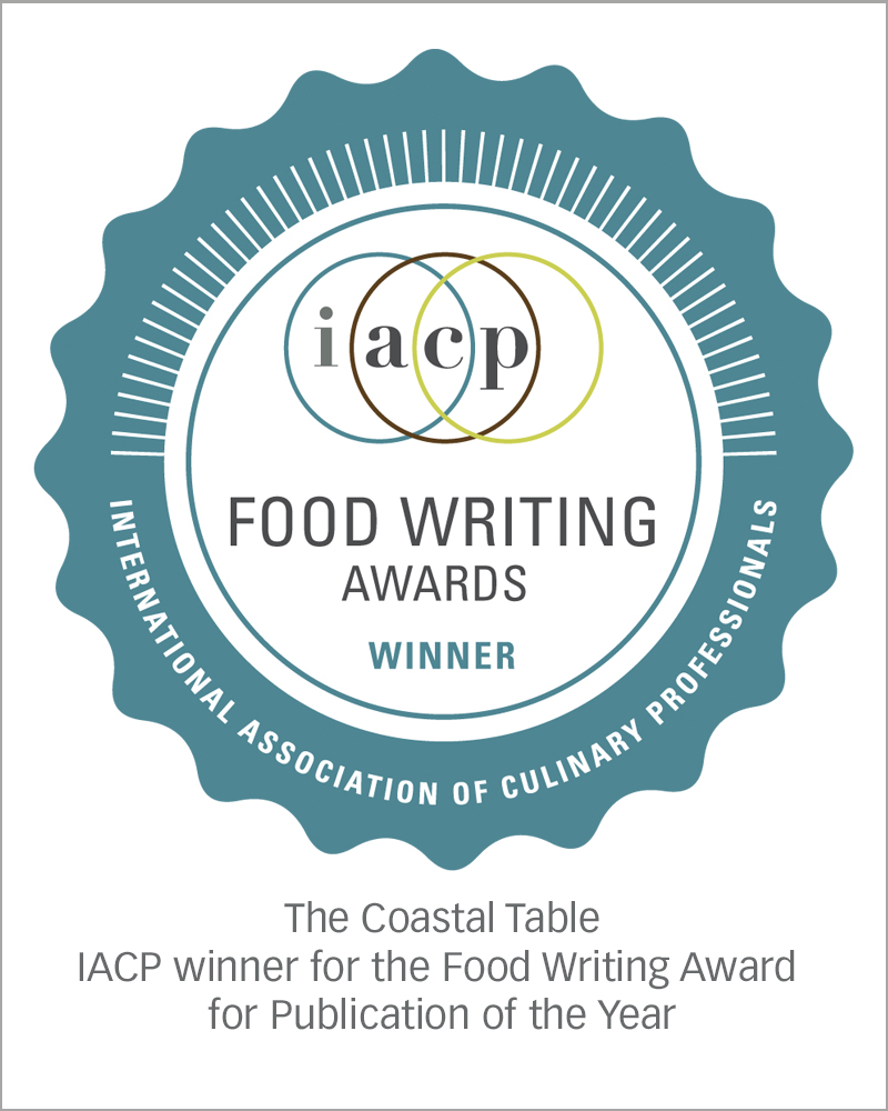 IACP winner for the Food Writing Award for Publication of the Year