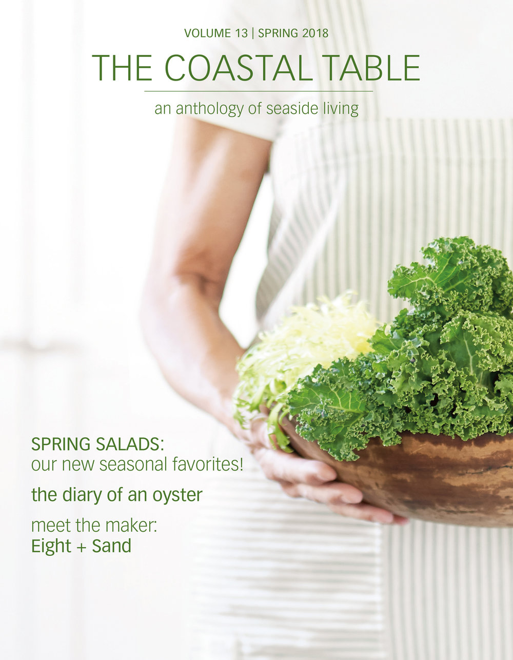 The Coastal Table Spring 2018