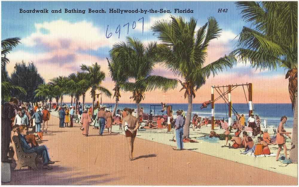 Hollywood Beach Florida