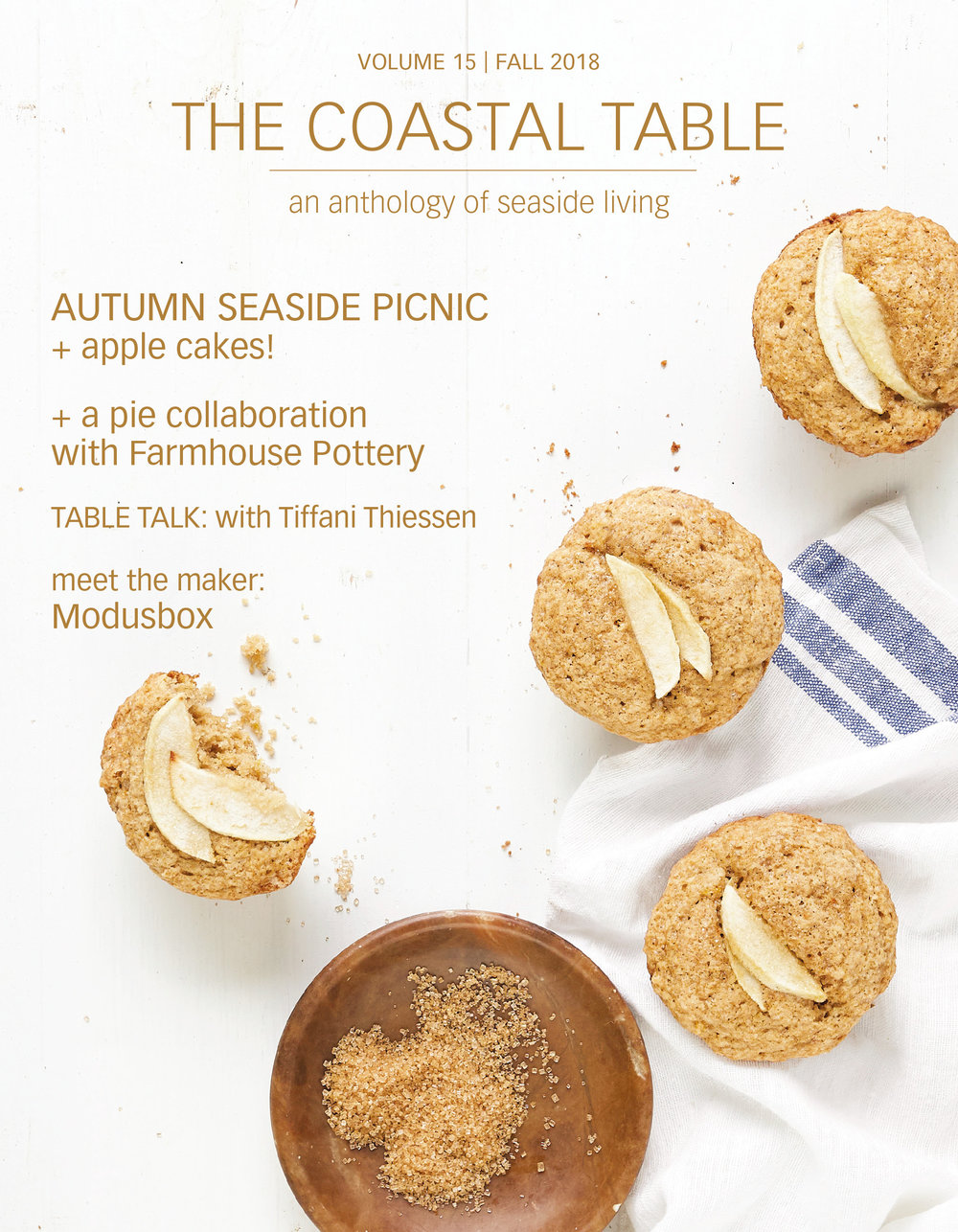The Coastal Table Fall 2018