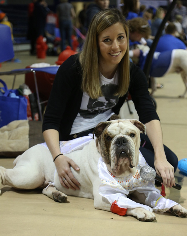 Elvis!! Image Source: Drake University/Dogster.com