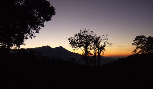 guatemala sunrise 1