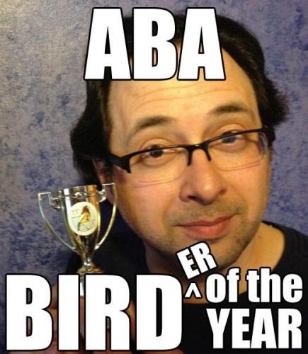 ABA Bird(er) of the Year