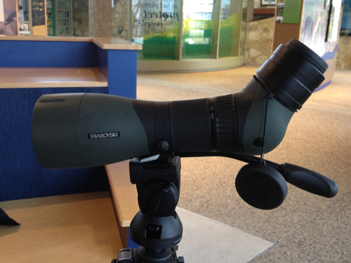 85 mm scope