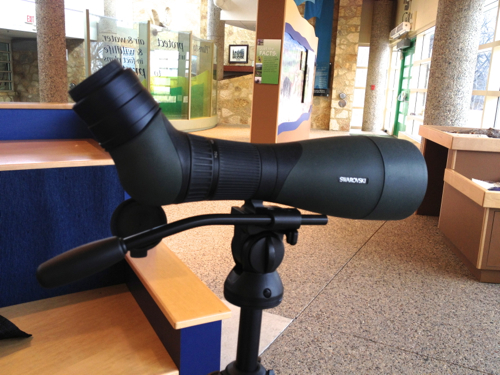 95 mm scope