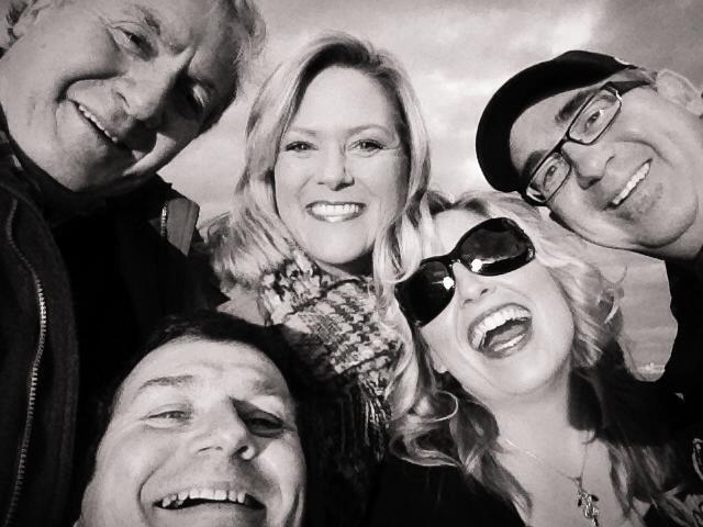 Tim Appleton, Mark Cocker, Wendy Clark, Bill Thompson.