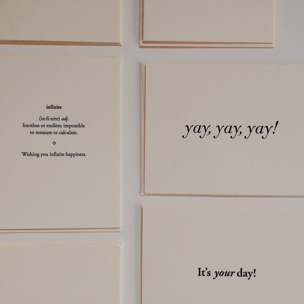 Congratulations | Wedding Cards by Of Note Stationers