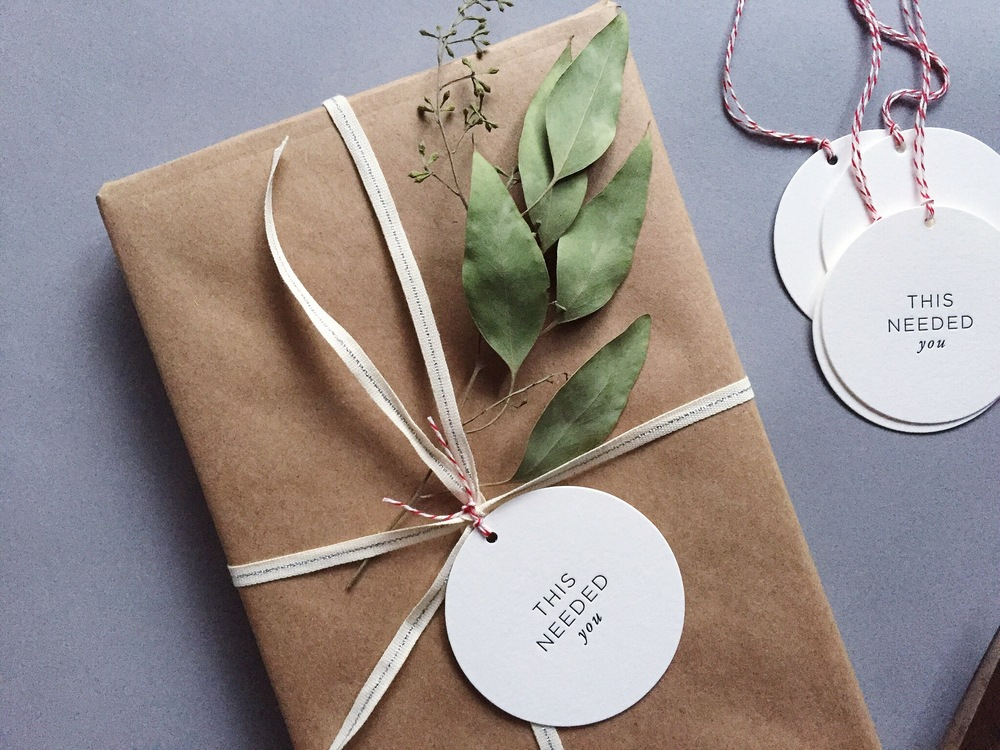 Gift Tags | Of Note Stationers