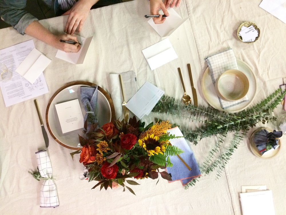 Friendsgiving | Of Note Stationers