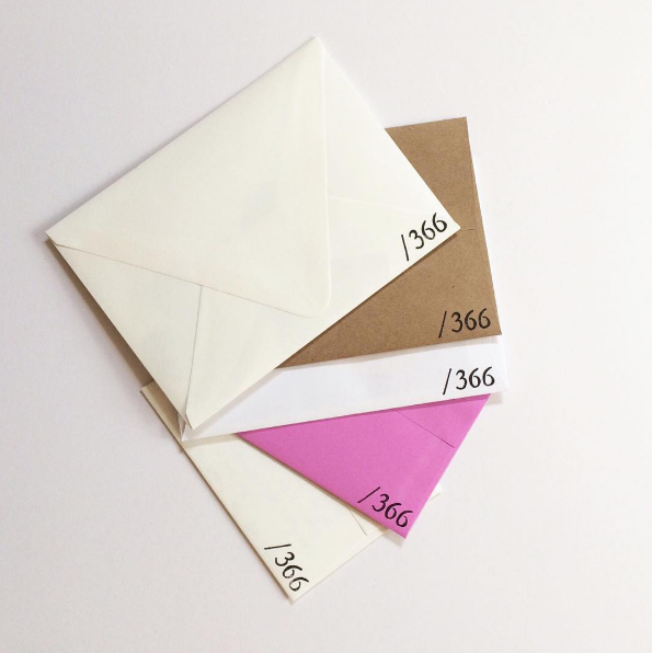 Letter Writing | Of Note Stationers