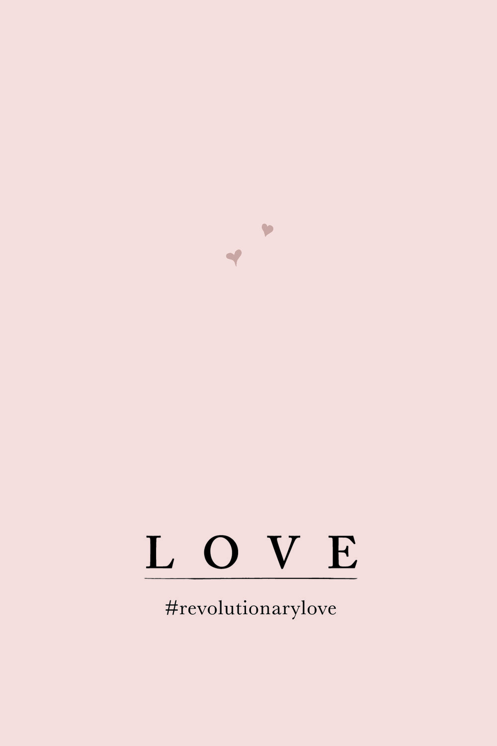 Revolutionary Love | Of Note Stationers
