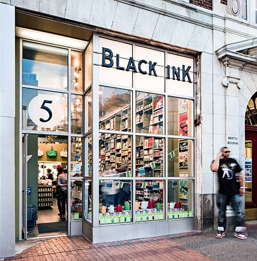 Black Ink Boston | Of Note Stationers