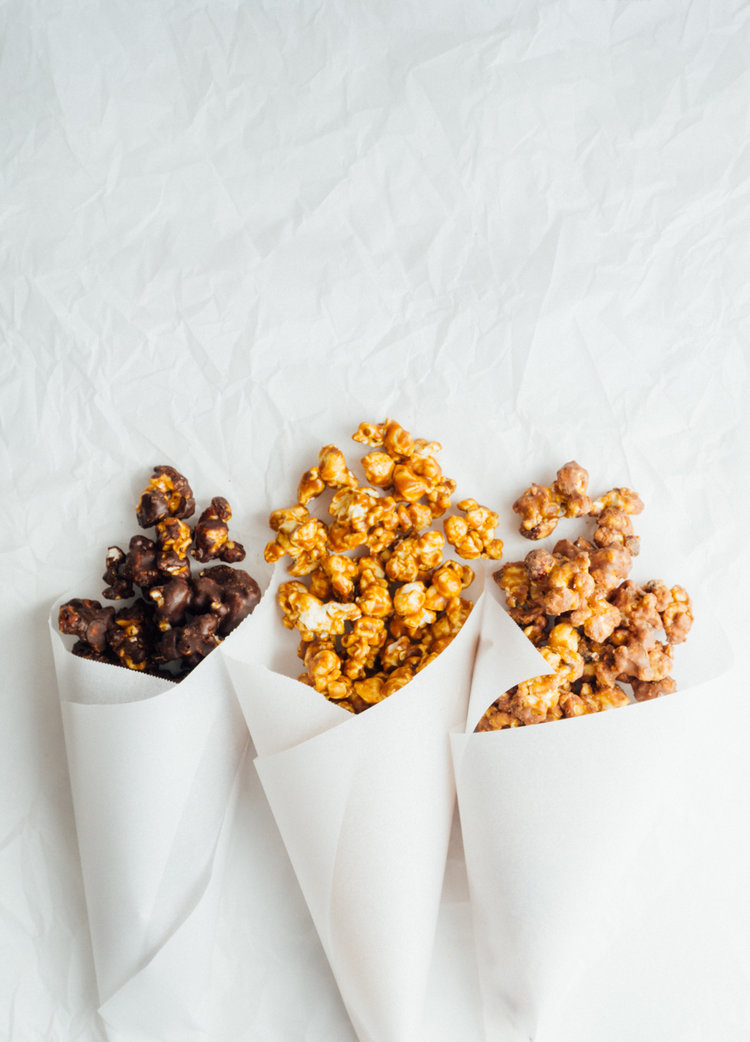 Ava's Caramel Popcorn | Of Note Stationers