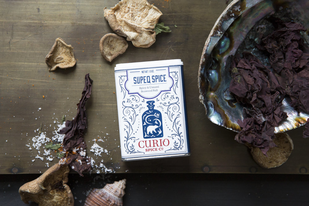 Curio Spice Co. | Of Note Stationers