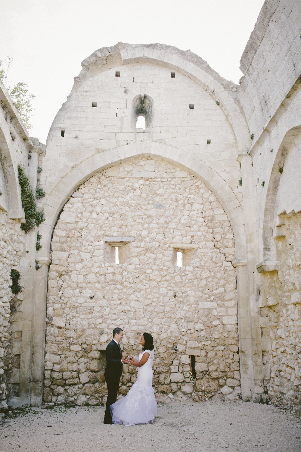 First Look in the South of France | Amy Emily Photography