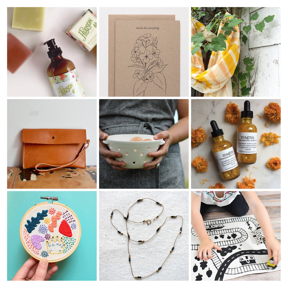 Half Moon Market | New Makers | Of Note Stationers