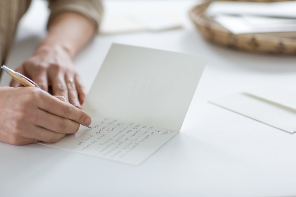 How Letter Writing Can Nourish and Heal Us | Of Not Stationers