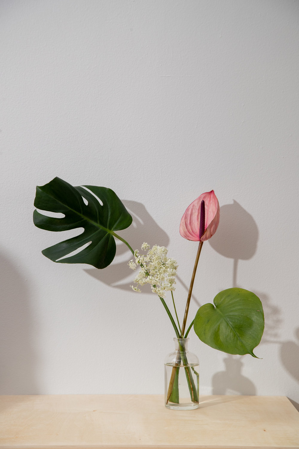 The arrangement that inspired our Mindful Floral Set | Of Note Stationers