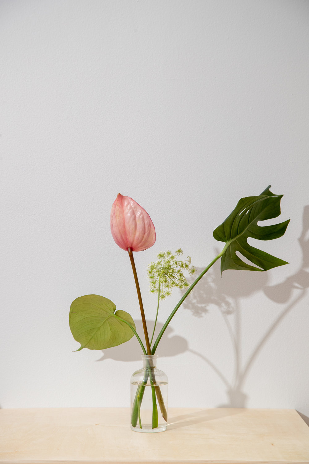 A meditation on one arrangement | How Of Note Stationers' Mindful Floral Set came to life