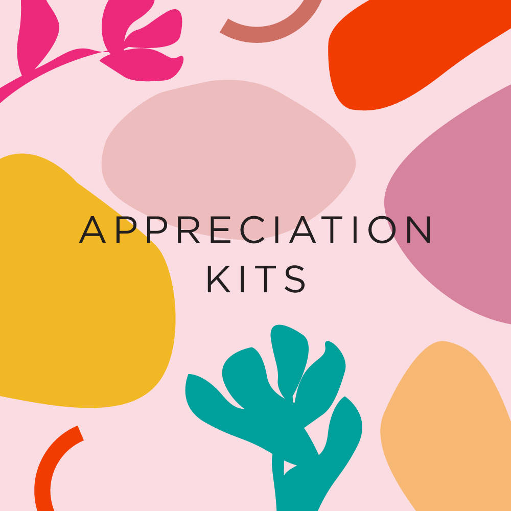 Appreciation Kits | Card Sets curated to inspire and support your outreach | Of Note Stationers